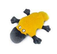 Подушка Пушистик Утконос желтый