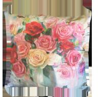 Подушка Игрушка Лен Майский 10